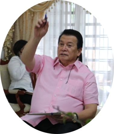 Saying something about Bulacan