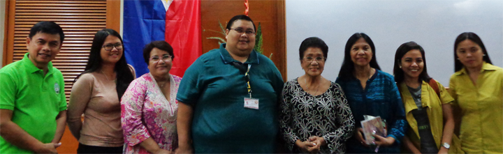 Bulacan-w GMEFI and Organizers
