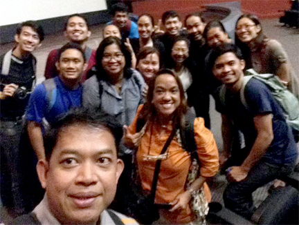 Deaf Pinoys attend GMEFI's event