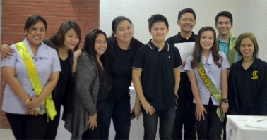 GMEFI and MMC staff