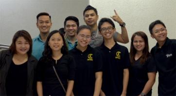 GMEFI, MMC and UPSEC members